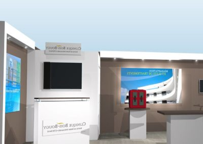 stand BB 3D